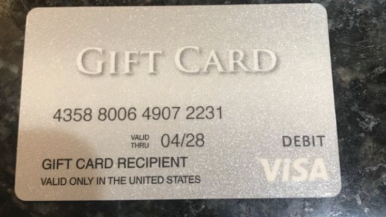 Thieves draining gift cards bought at La Jolla grocery stores