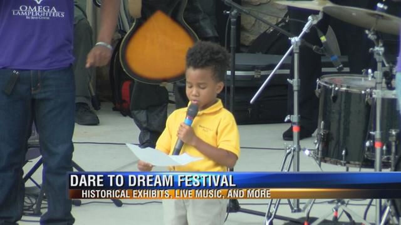 Residents Celebrate Martin Luther King Jr. Around the Capital City