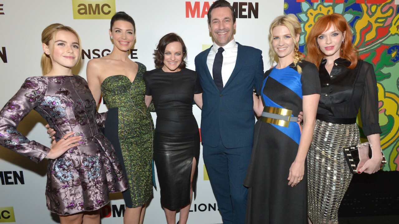 'Mad Men' won't pull episode featuring character in blackface citing 'historical authenticity'