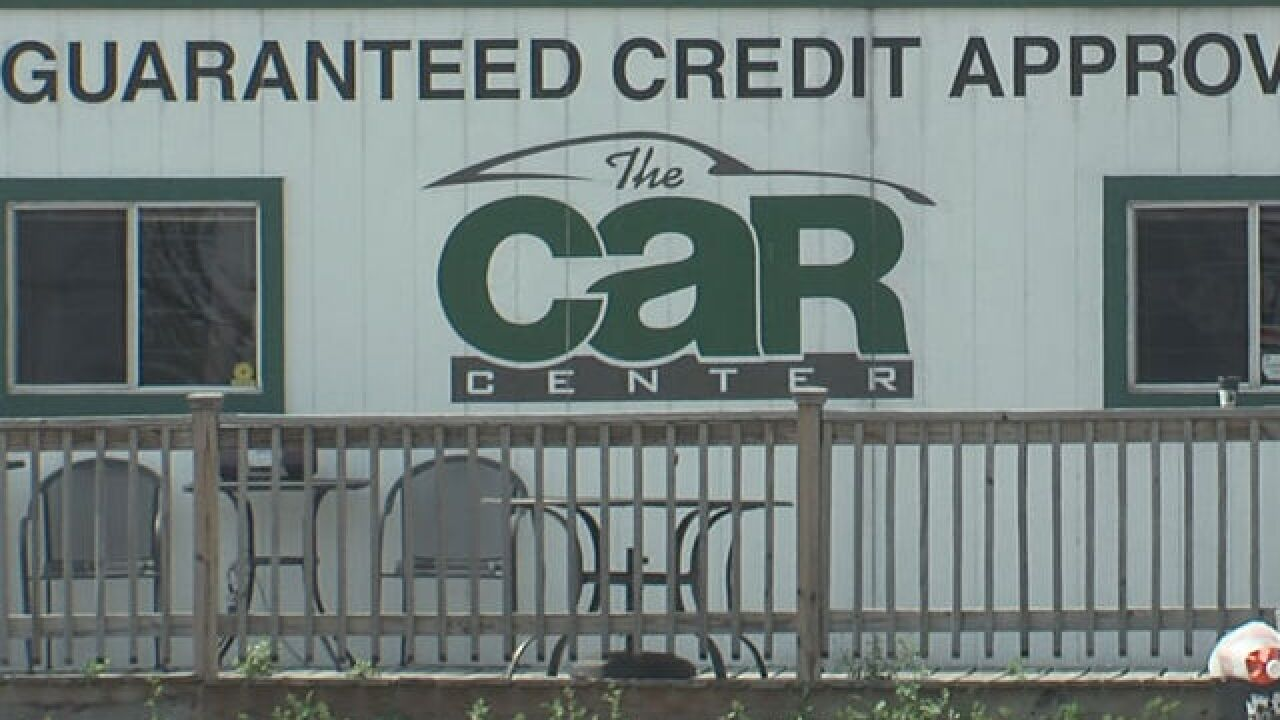 State investigating The Car Center's sudden closure