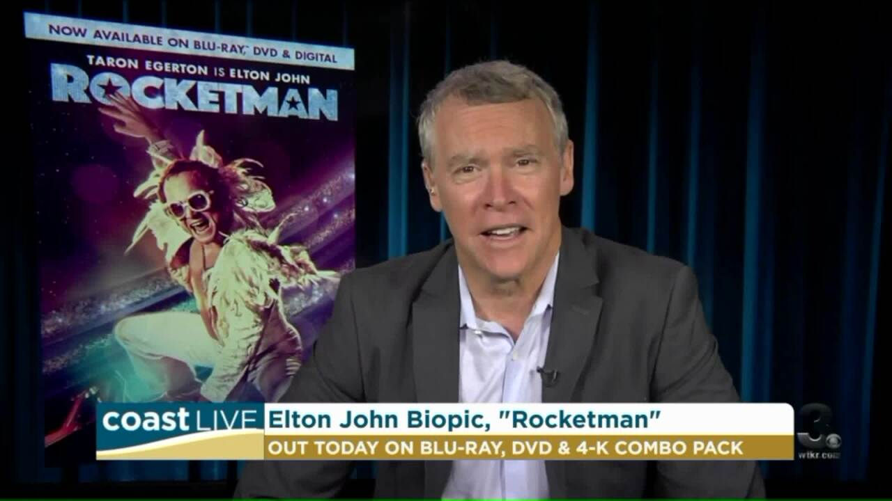 "Talking with ""Rocketman"" actor Tate Donovan on Coast Live"