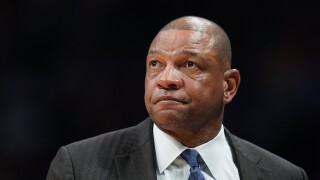 AP source: 76ers set to hire Rivers as new coach