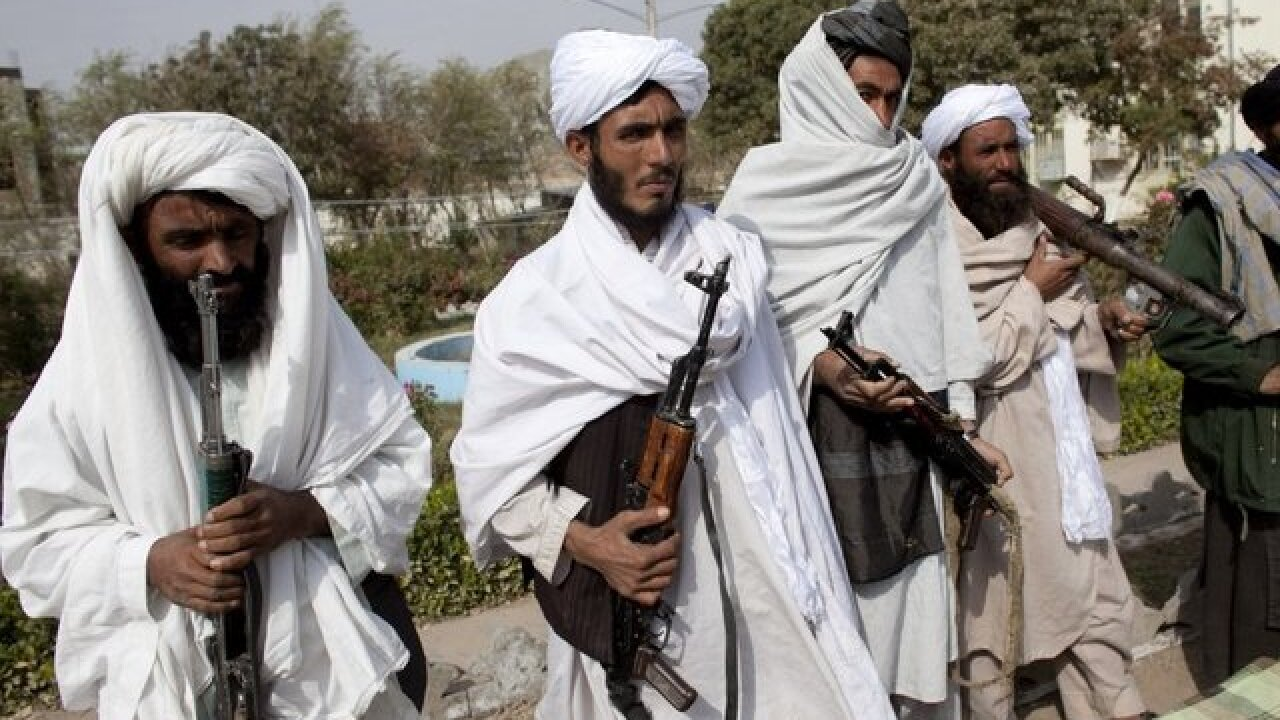 Taliban say no peace with 'occupation,' want US talks