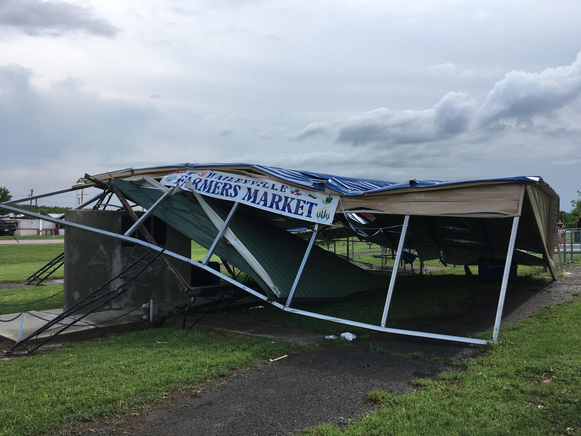 Haileyville tornado 1