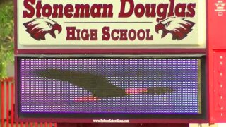 Stoneman Douglas HS requiring clear backpacks