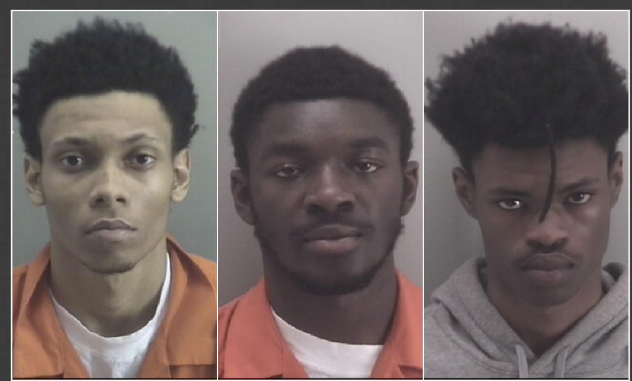 21st Homicide suspects