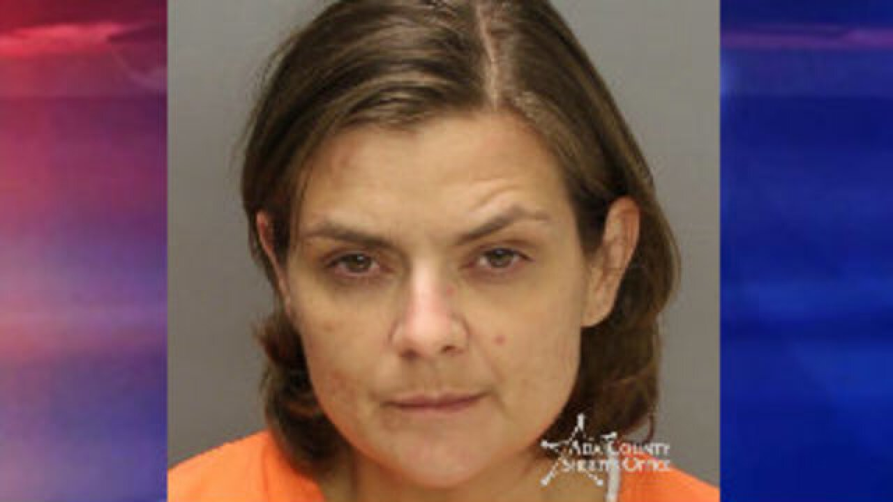 Boise woman arrested for murder with