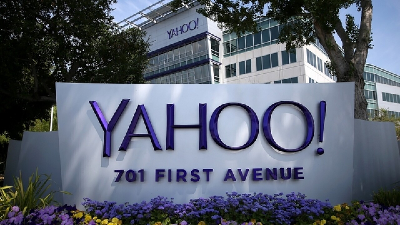 Yahoo confirms data hack that affects 500 million accounts