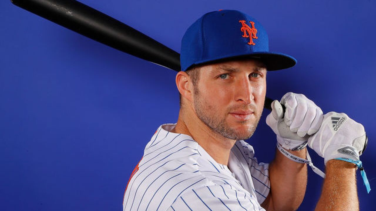 Tim Tebow one step closer to 51s, promoted to Mets AA