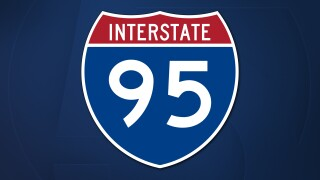 Generic I-95 sign