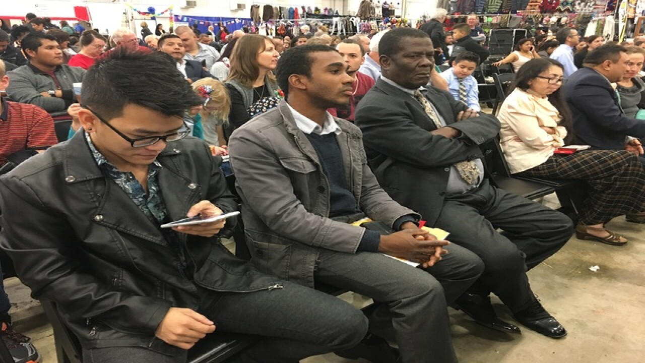PHOTOS: Naturalization Ceremony