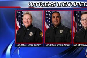 CCPD officers involved in deadly west side shooting ID'ed