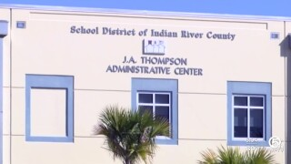 The School District of Indian River County's J.A. Thompson Administrative Center on Sept. 14, 2021.jpg