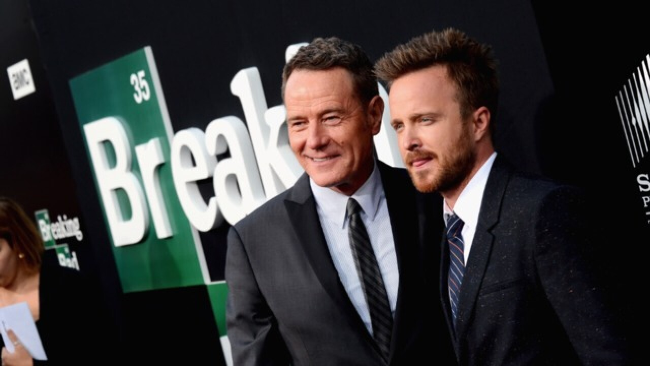 Reports: 'Breaking Bad' movie in the works