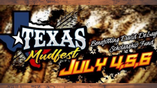Get all muddy at the Texas Mudfest this weekend