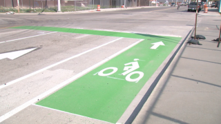 More bike lanes coming to city of Detroit