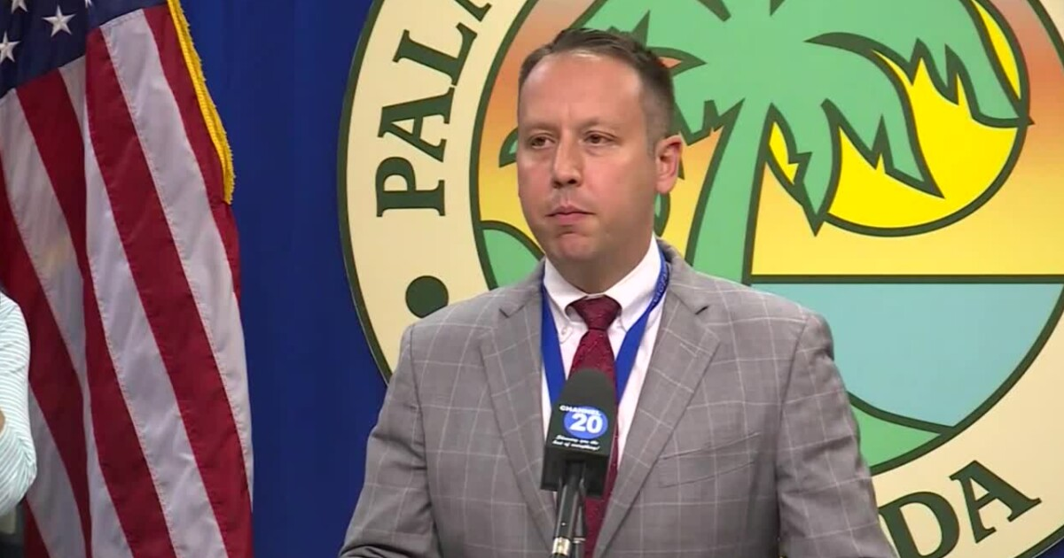LIVE: Palm Beach County mask mandate extended for 30 days