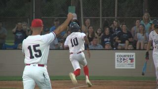 LCA Baseball 2021 AES Walk-Off