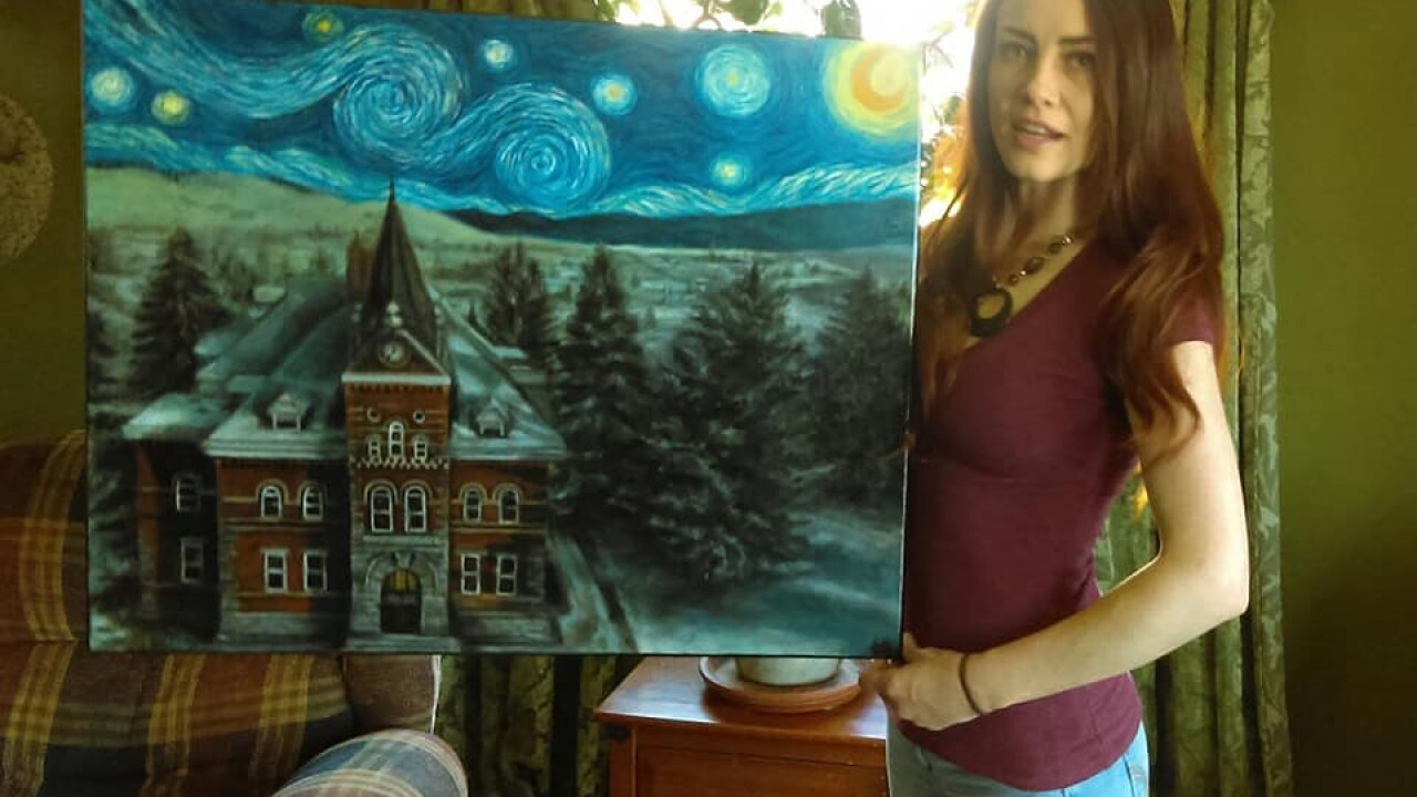 Helena artist turns passion into full-time job