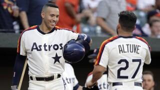 Houston Astros shortstop Carlos Correa donates $10,000 to the family of slain Houston Sikh deputy