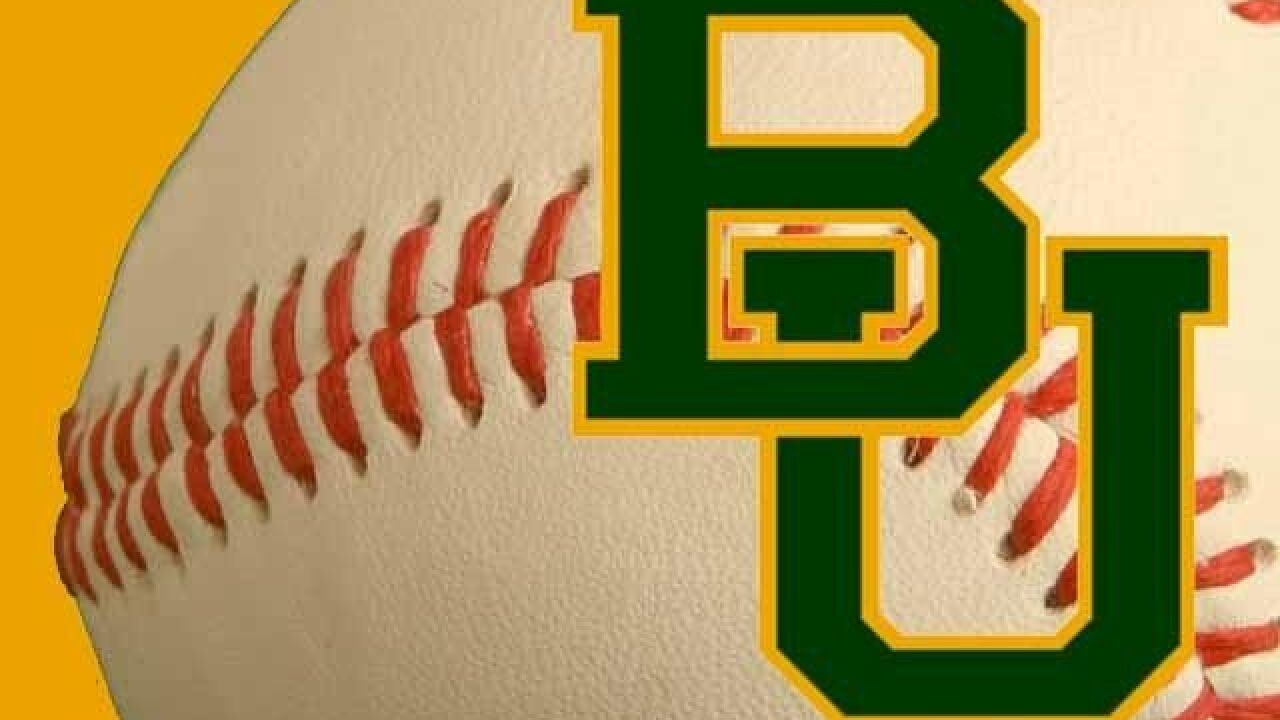 No. 15/24 Baylor Baseball Unable to Sweep Series vs. No. 23 Houston