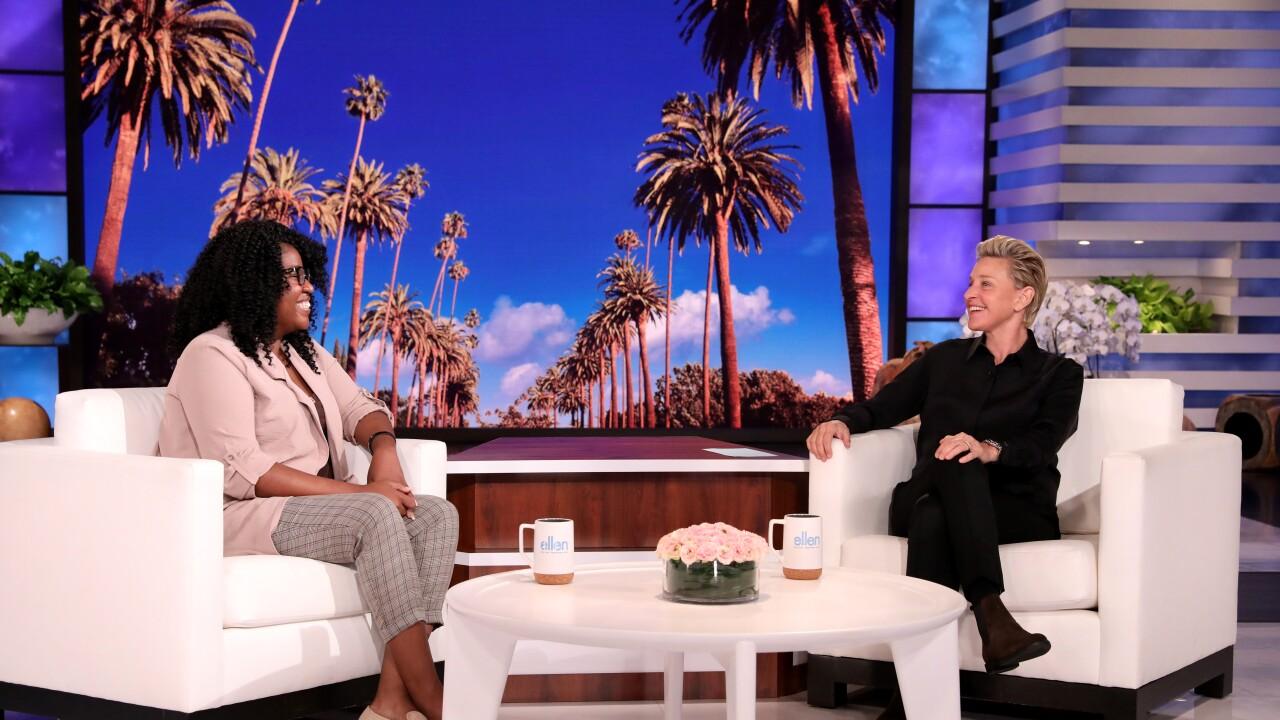 Ellen DeGeneres Season 18