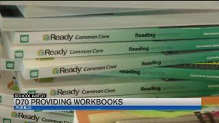 District 70 workbooks