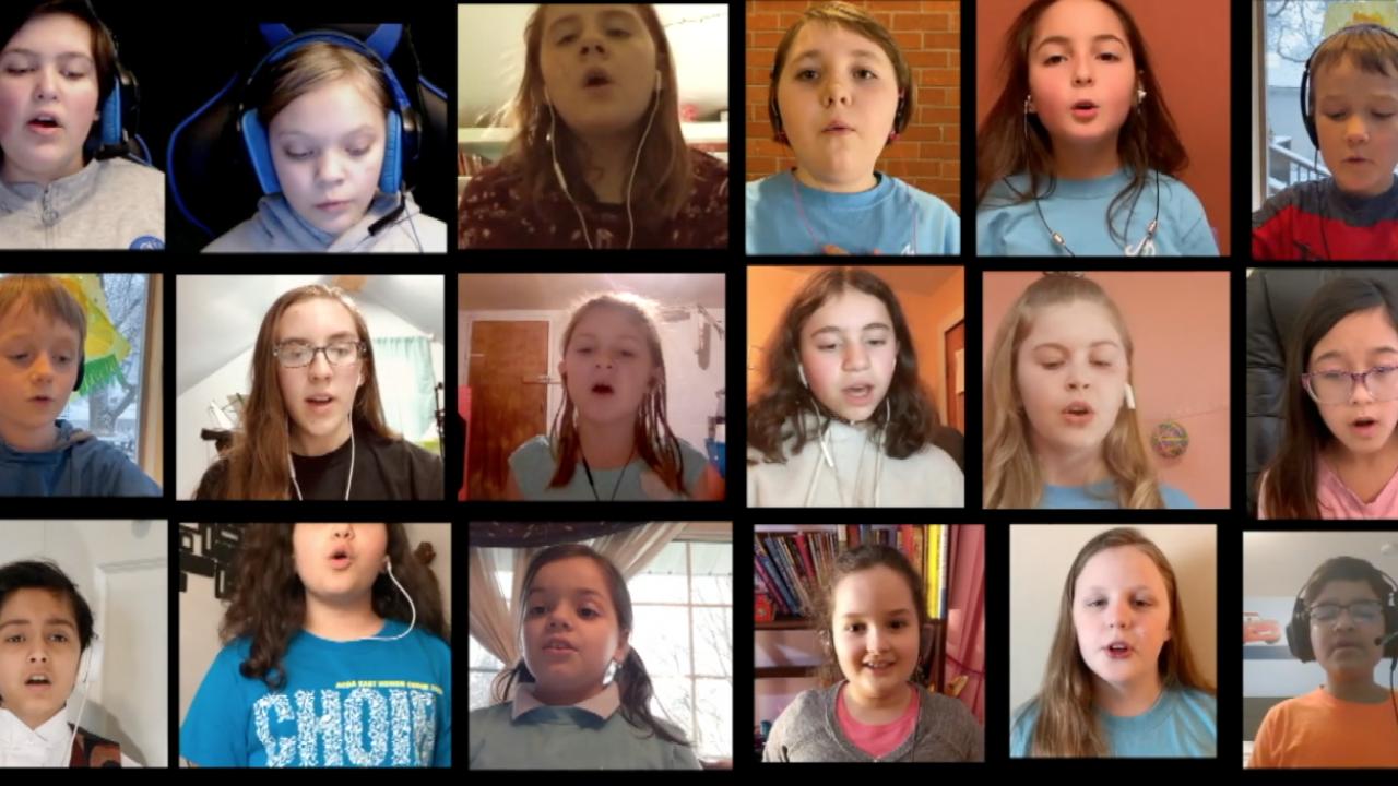 Amherst Bel Canto Choir has gone virtual this season