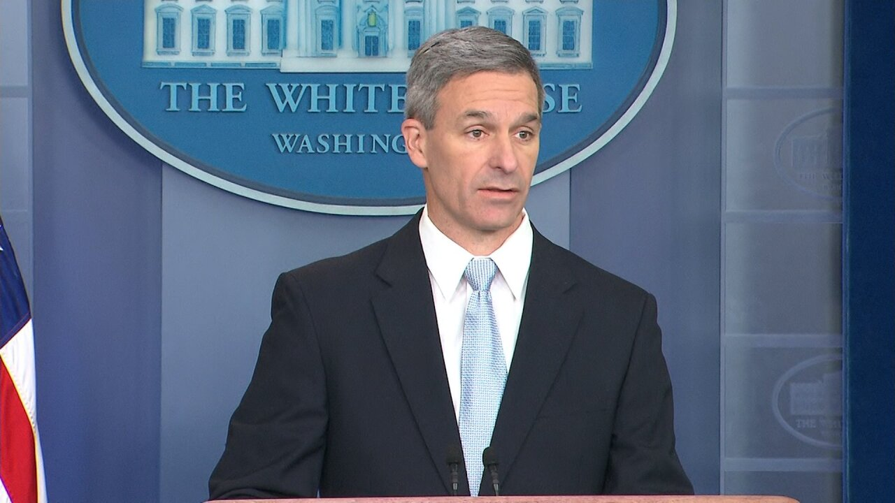 Cuccinelli defends policy change in citizenship process