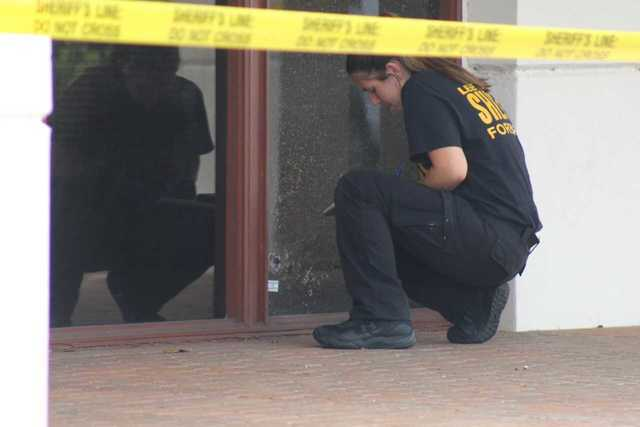 Photos: Shooting investigation at Bell Tower Shops