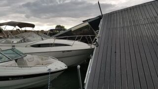 Storm causes damage, indefinite closure of North Shore Marina at Lake Pueblo State Park