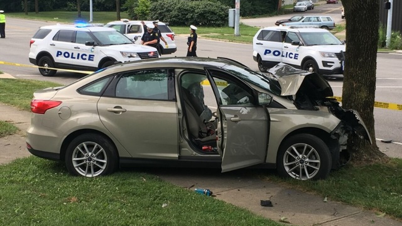 PD: Driver fled crash involving 6-year-old