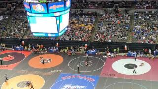 Nebraska State Wrestling: First round, quarterfinals live updates