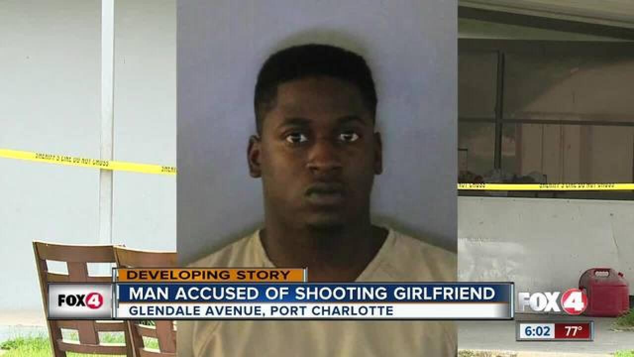 Port Charlotte Fl News >> Port Charlotte Man Shoots Girlfriend In Private Area