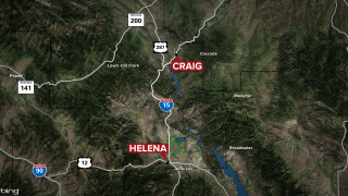 Lewis and Clark County High-Speed Chase