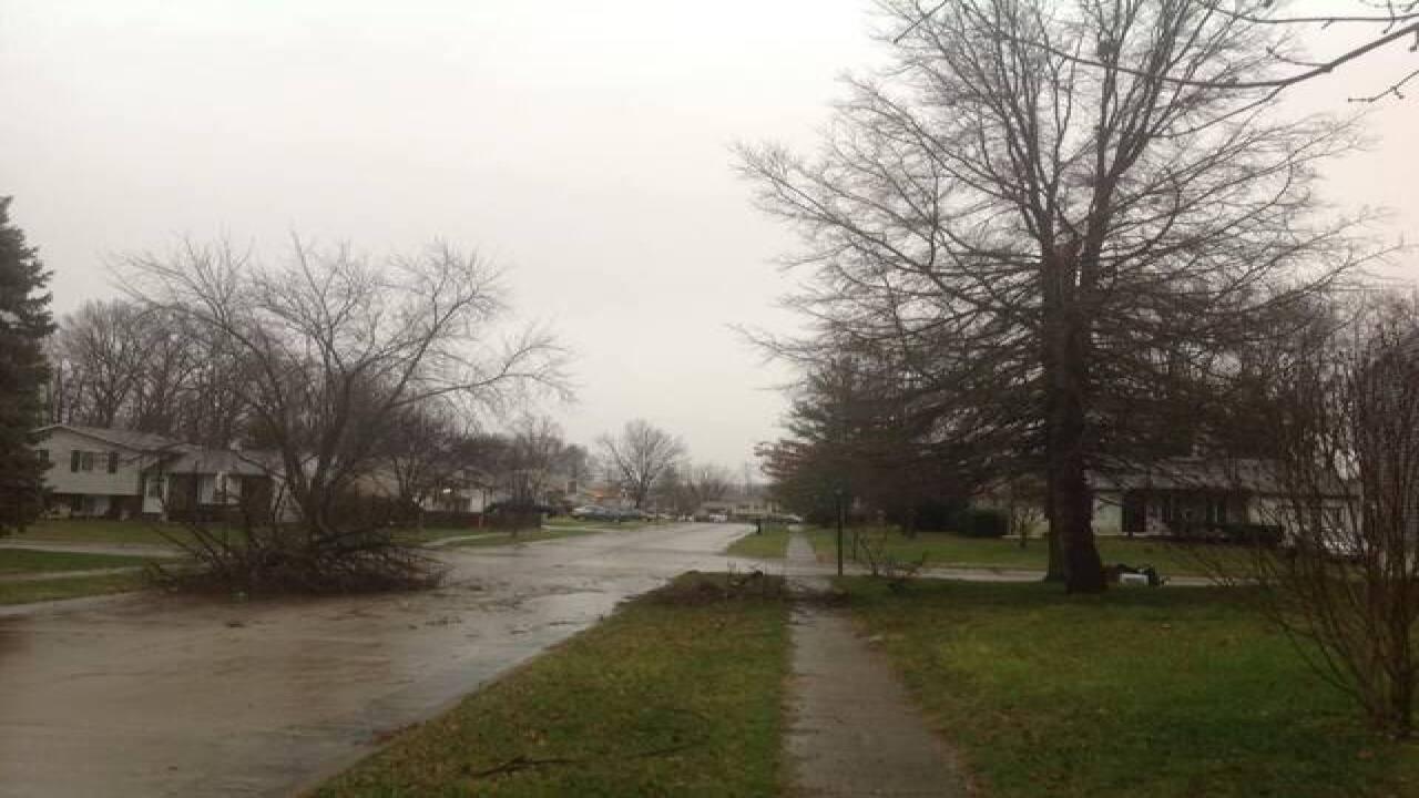 December 23 storm damage pictures