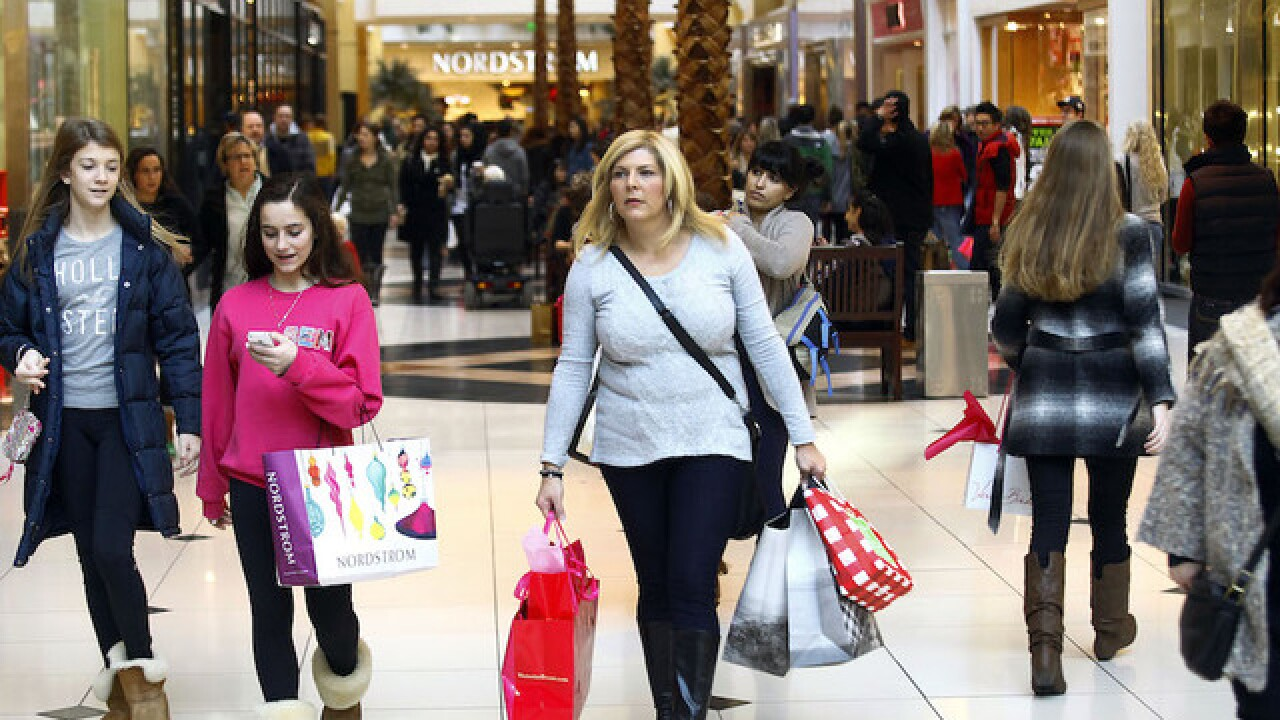 Black Friday & Thanksgiving weekend mall hours
