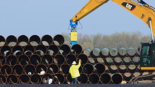 Oil shipments through Keystone Pipeline resume