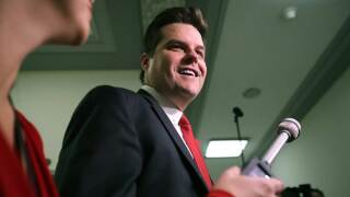 House Judiciary Committee member Rep. Matt Gaetz (R-FL)  (File photo)