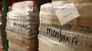 Montana Food Banks see rise in use with COVID-19 precautions
