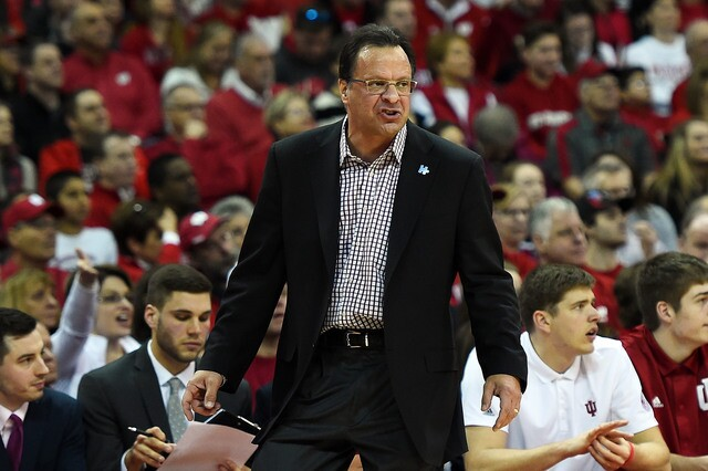 PHOTOS: The many emotions of Tom Crean at IU