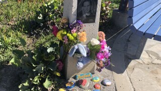 Kristin Smart's Shell Beach memorial decorated for her 44th birthday