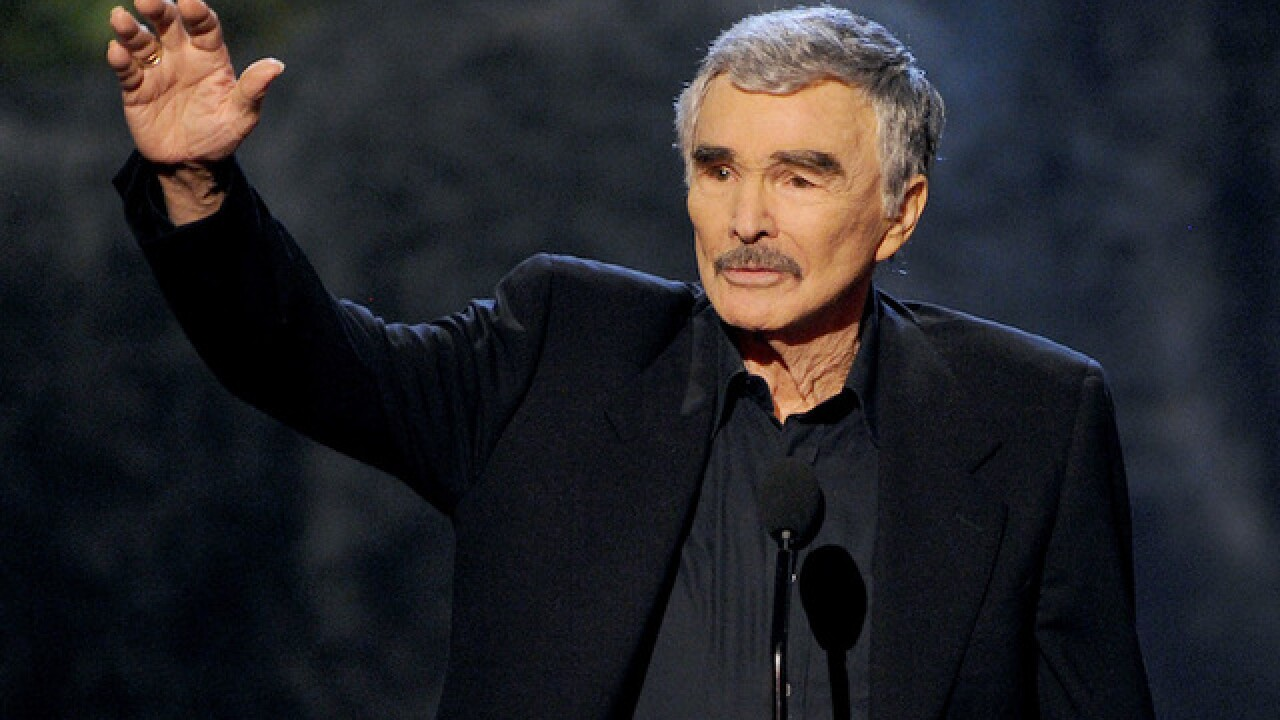 Burt Reynolds: the mentee and mentor