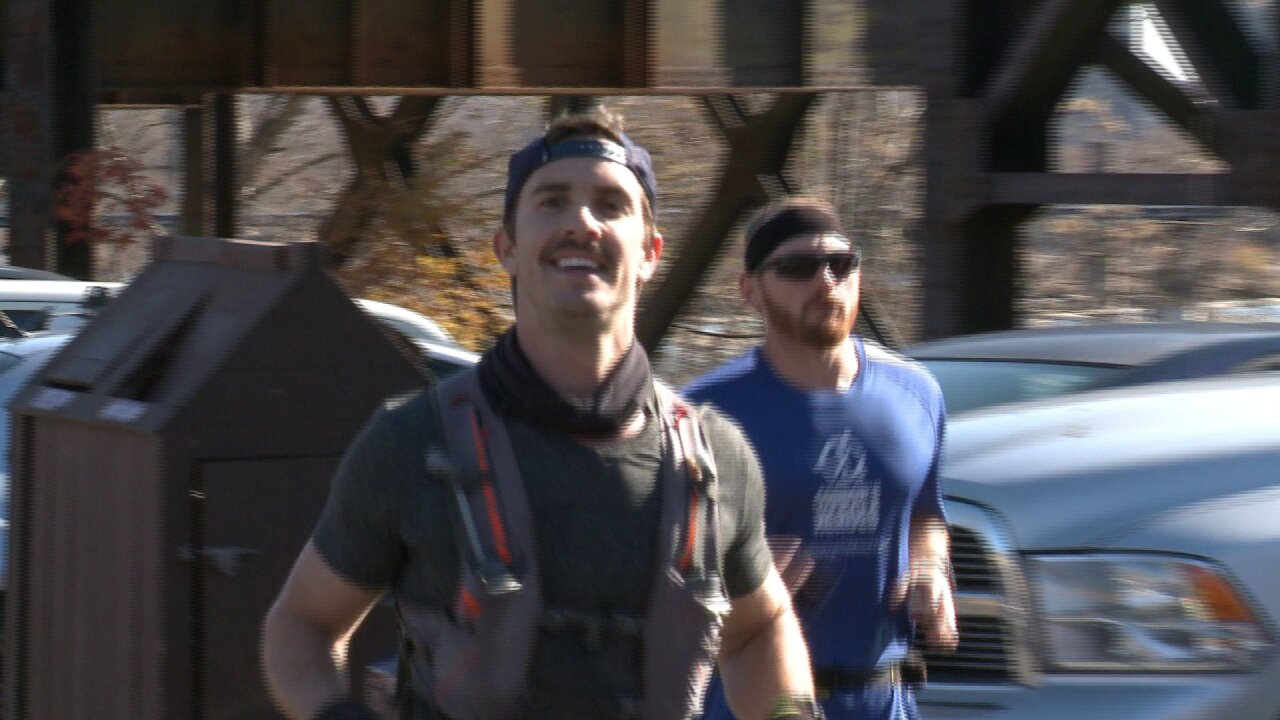 Richmond friends run 50 miles to raise money for childhood cancerresearch