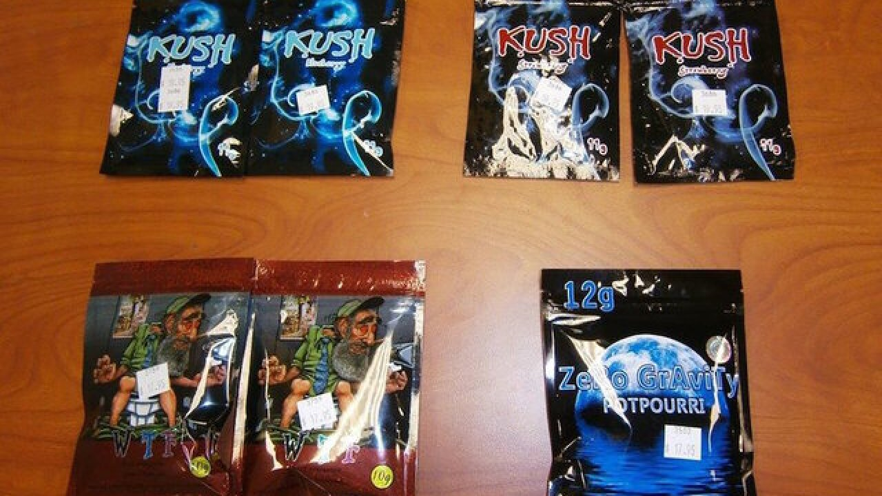 Severe bleeding cases in Wisconsin, linked to Synthetic Cannabinoids