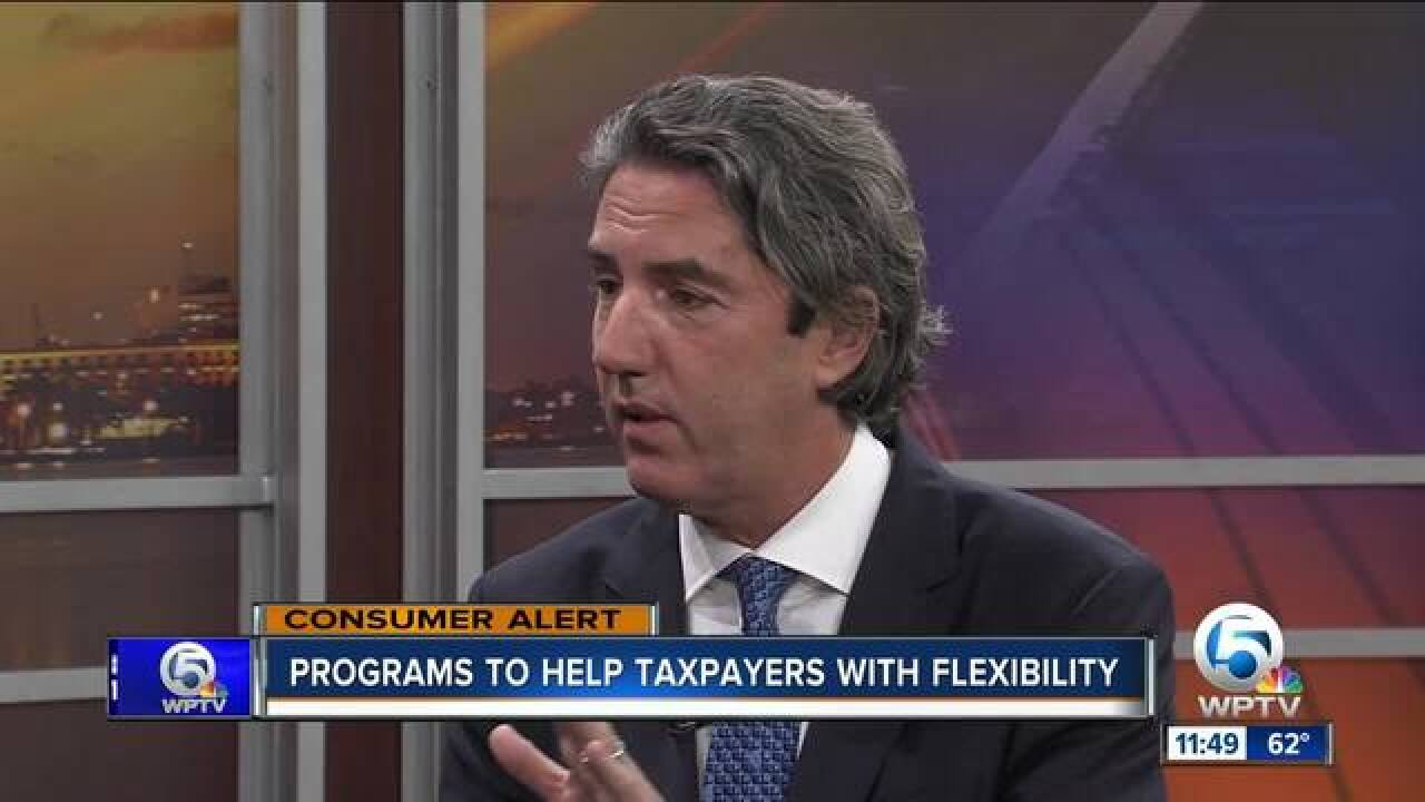 Programs helping taxpayers add flexibility