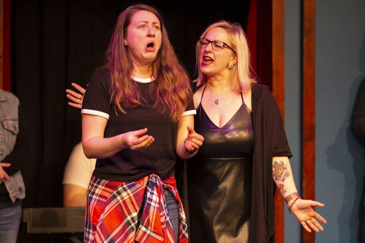 Go Comedy Improv Theater