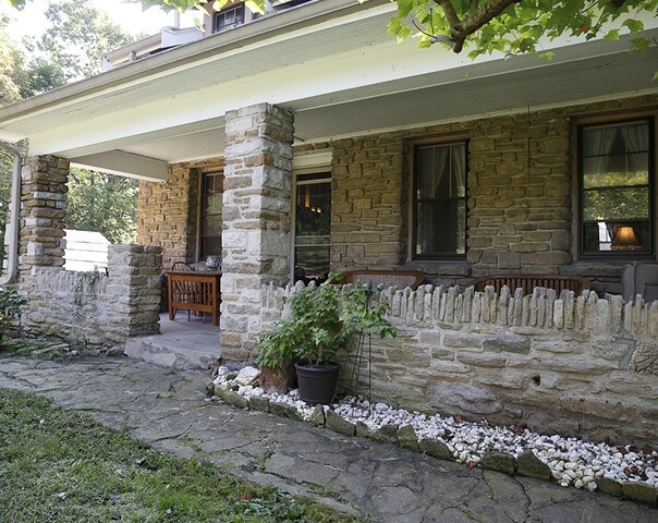 Home Tour: Signs of bygone days in a magical stone house
