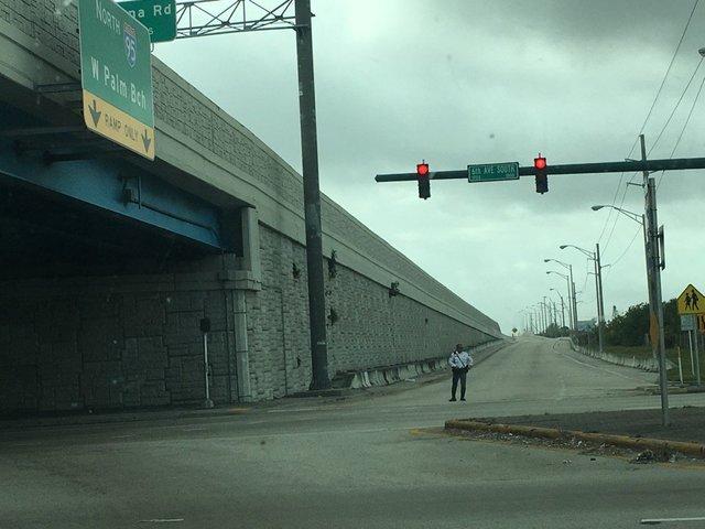 PHOTOS: I-95 deputy-involved shooting in Lantana