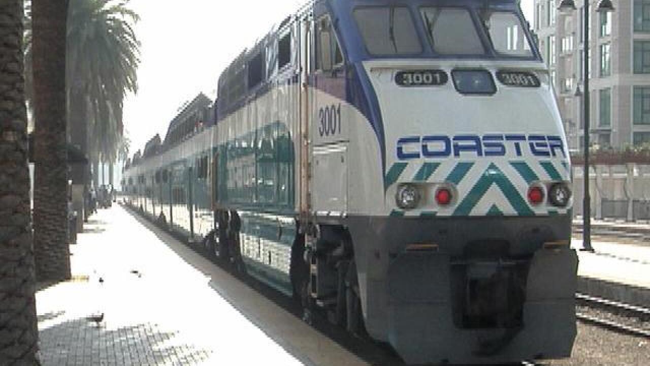 Woman hit, killed by Coaster train in Del Mar identified